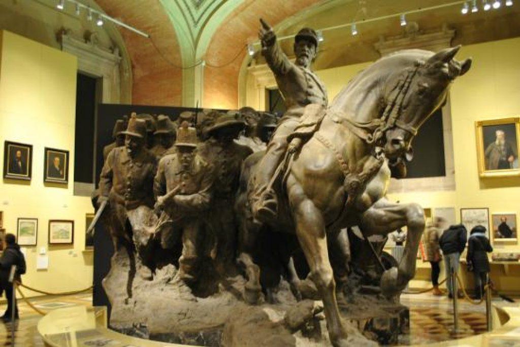 Il museo del Risorgimento a Castelfidardo, un pezzo di Storia italiana