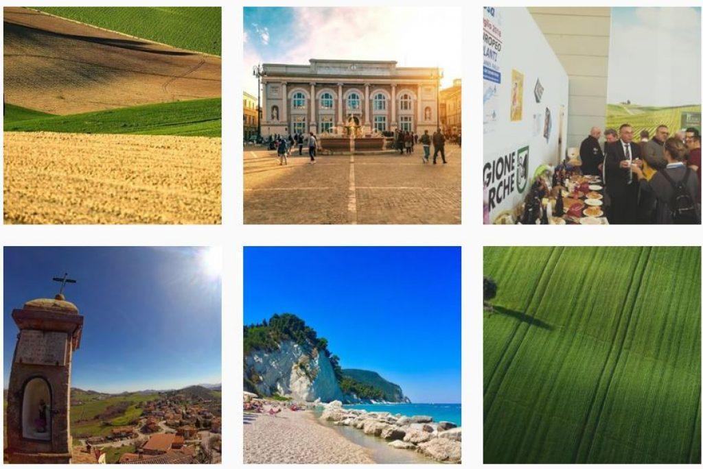 Le prime 100 (stupende) foto delle Marche del nostro Instagram