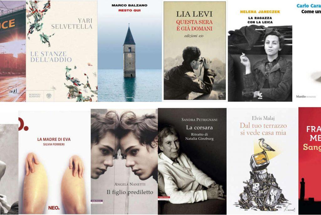 I finalisti del Premio Strega a San Benedetto del Tronto