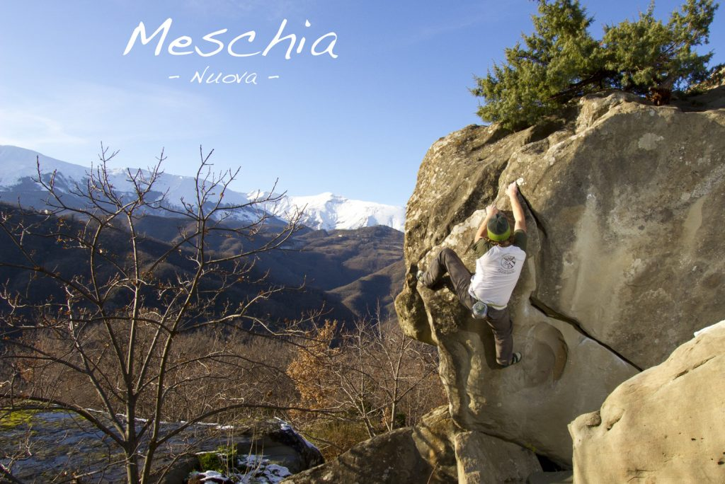 Where to go bouldering in Marche region