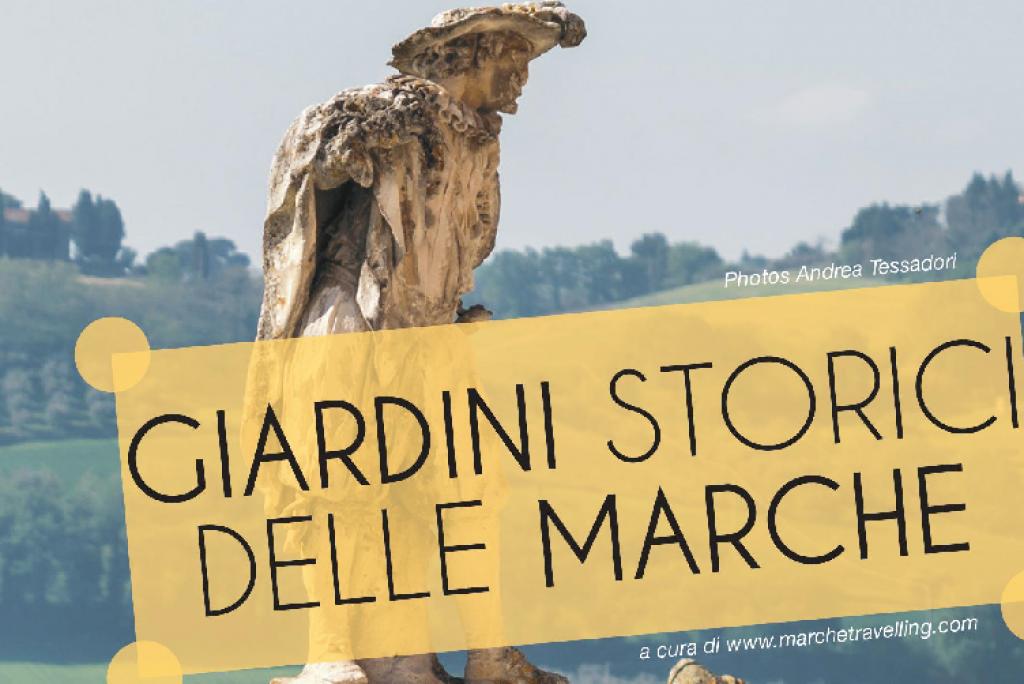 Dove visitare i più bei giardini storici nelle Marche