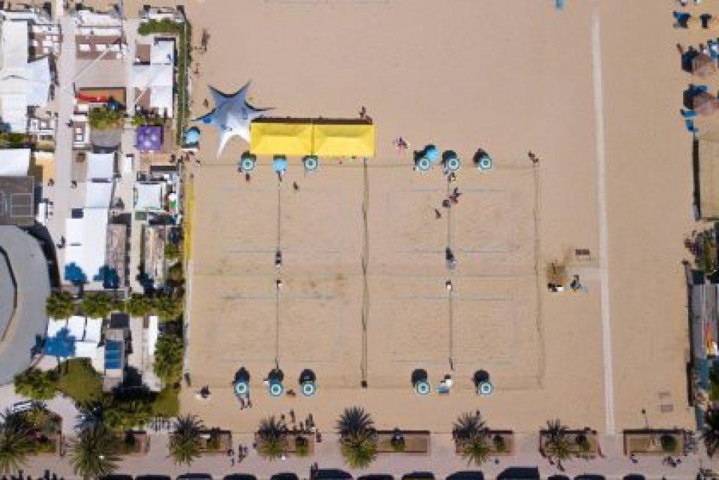 Dove giocare a beach volley nelle Marche