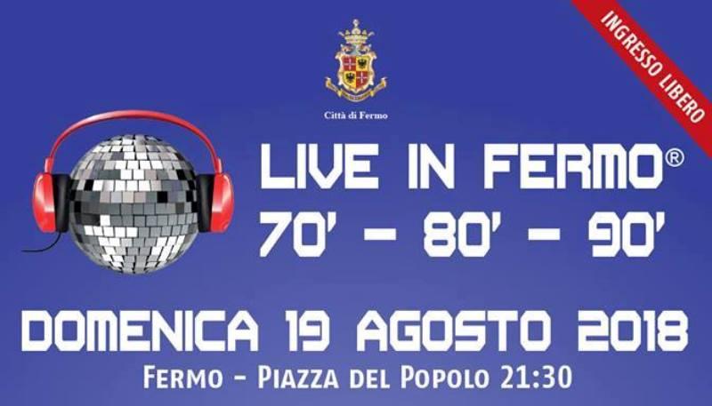 Live in Fermo '70 – '80 – '90