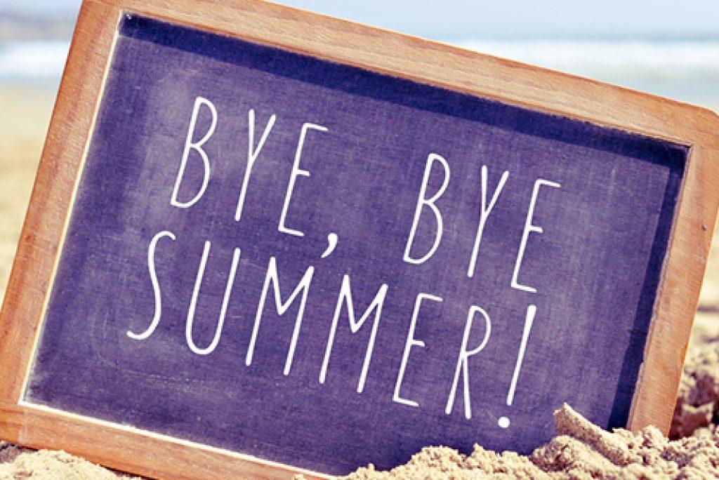 Come salutare l'estate nelle Marche