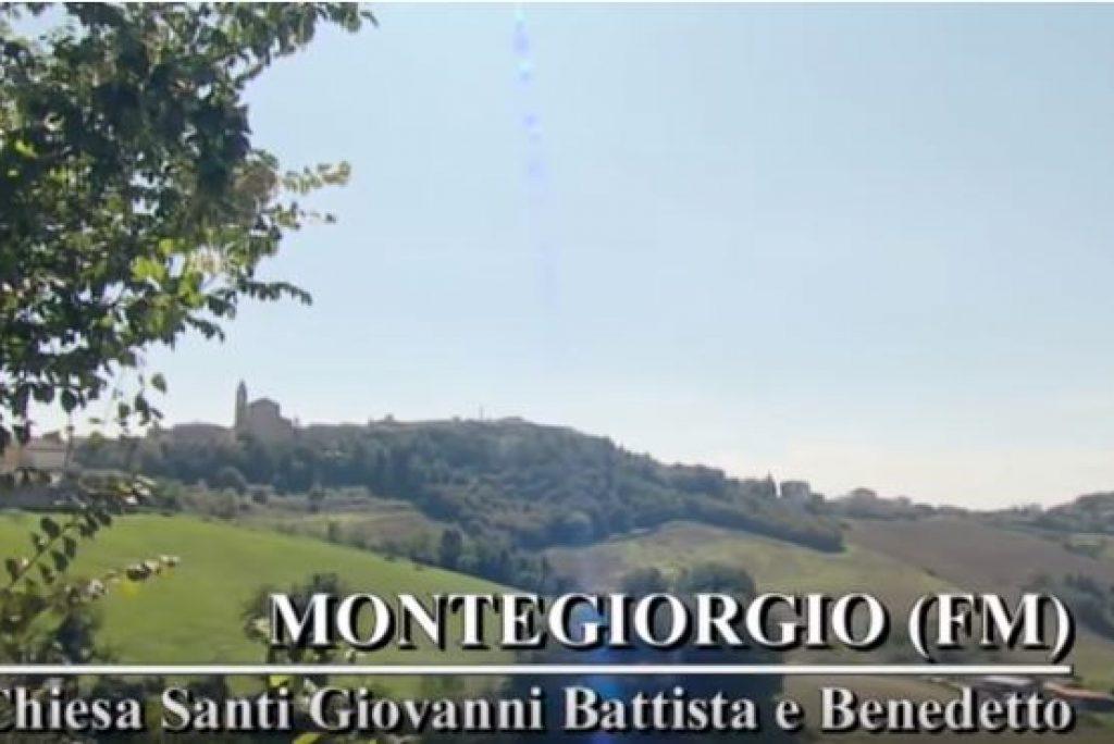 Il video di RAI 1 su Montegiorgio