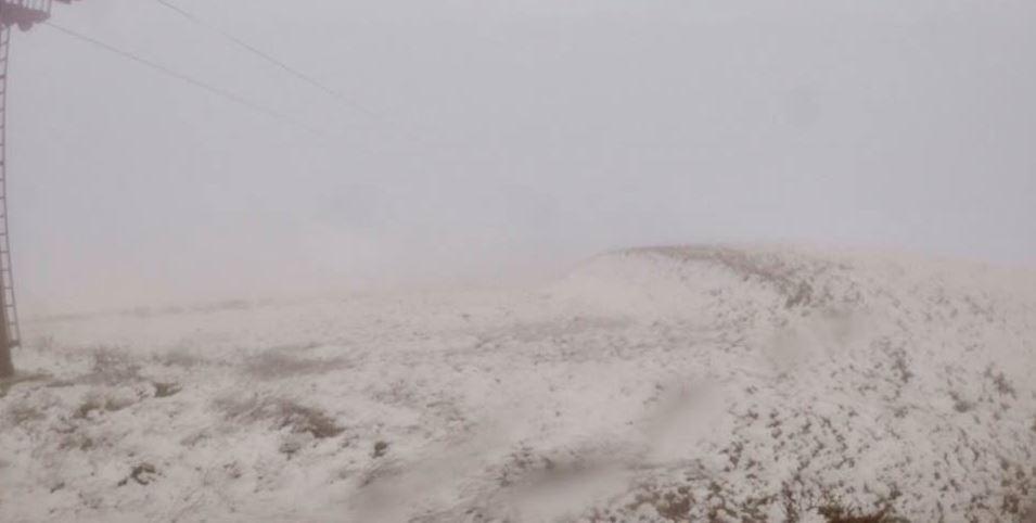 Nelle Marche inizia a nevicare?