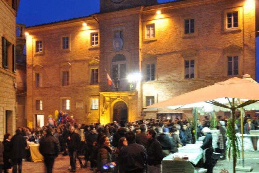 Castagnata in Piazza 2018 – Penna San Giovanni (MC)
