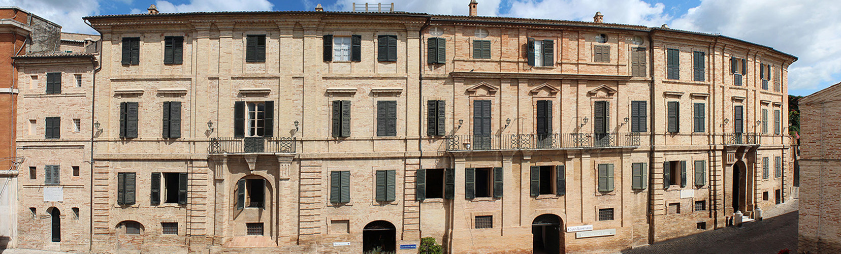 A journey to the discovery of the houses of the great Italian writers