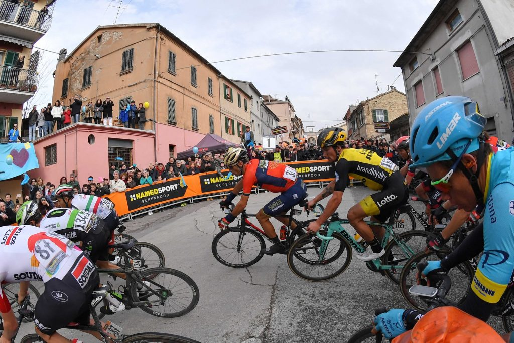 Il programma della Tirreno-Adriatico 2019