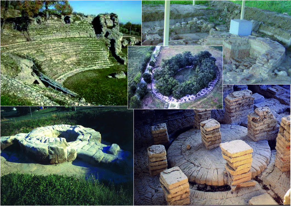 7 Archaeological Parks in the Marche