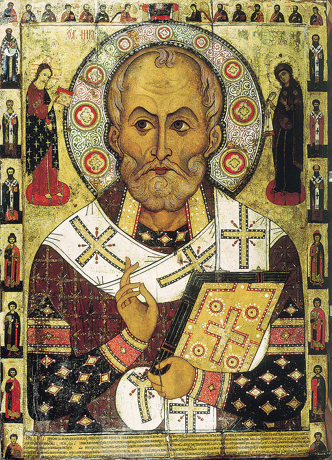 Who is the patron saint of Sirolo?