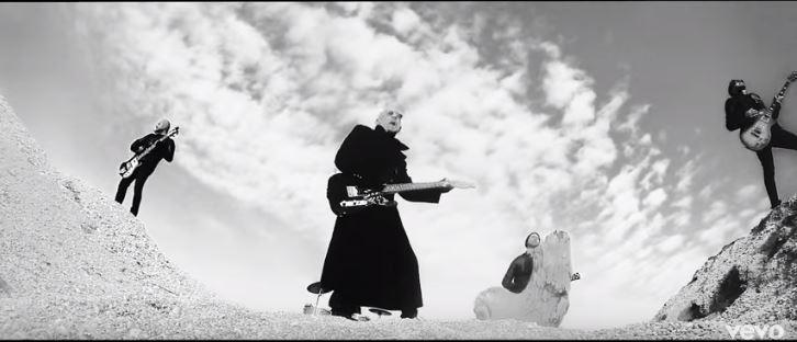 Un big della musica ha girato il suo videoclip a Marotta
