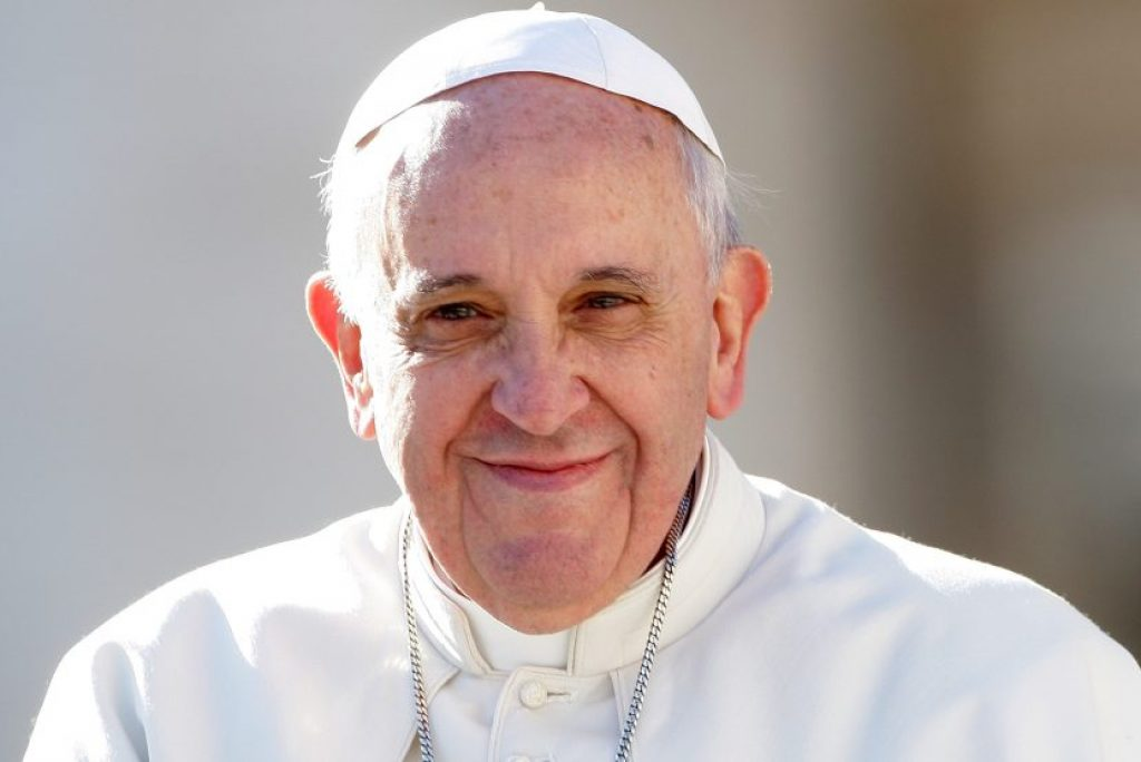 The Pope will be in Loreto on March 25
