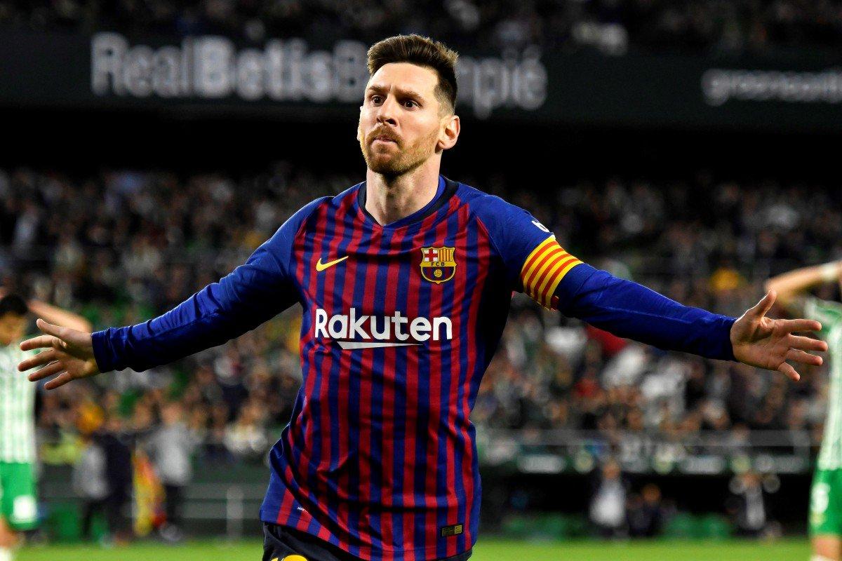 Di dov'è originario Messi?