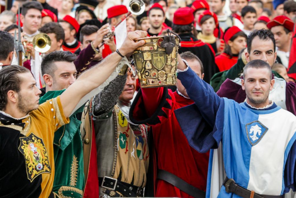 Qual è la rievocazione storica più antica delle Marche?