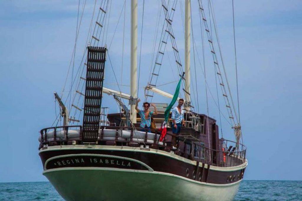 Uscite in barca a bordo de La Perla Nera a Fano