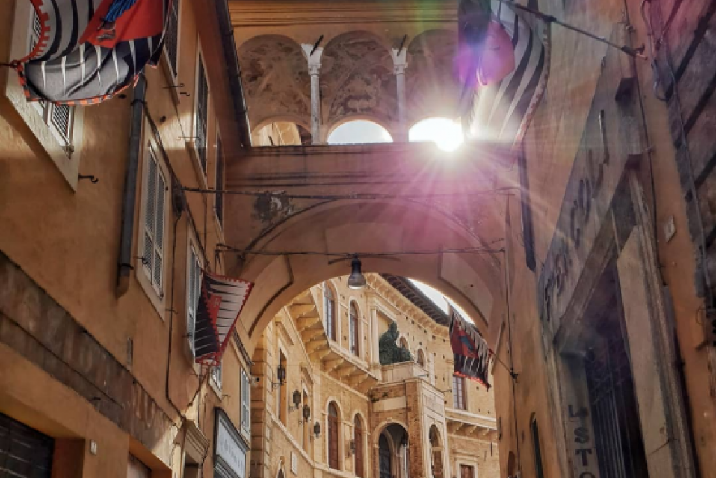 Una bellissima foto di Fermo