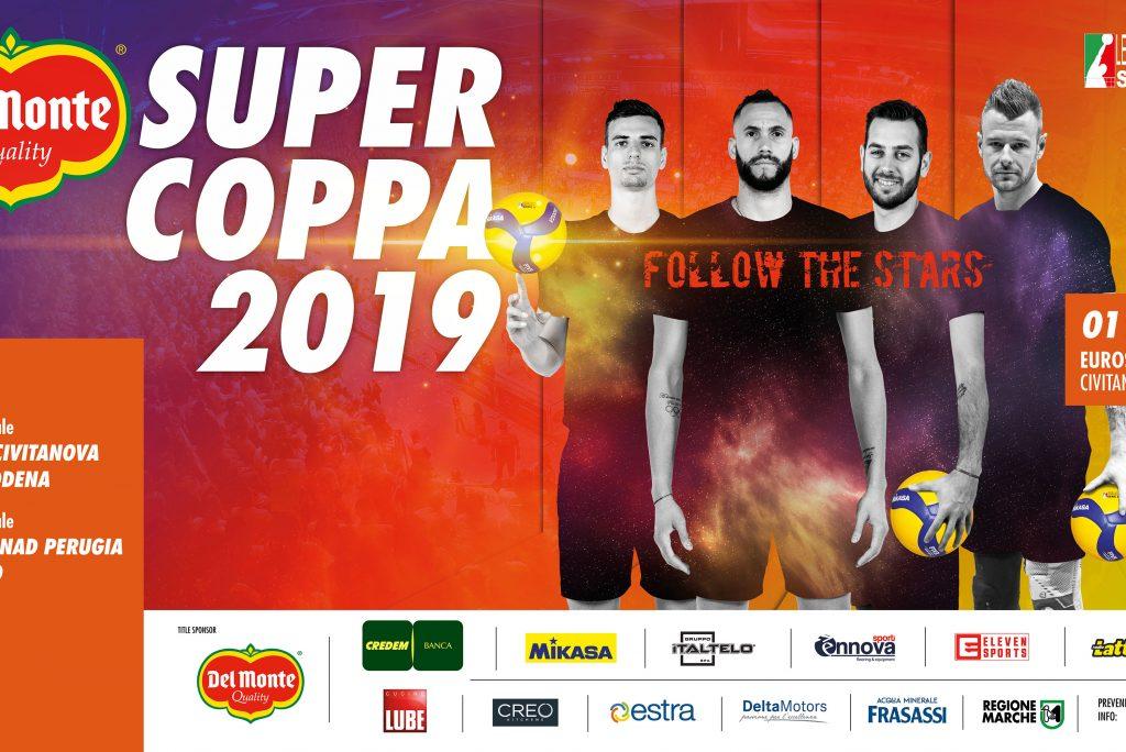 Tutto quello che c'è da sapere sulla finale di supercoppa italiana di pallavolo