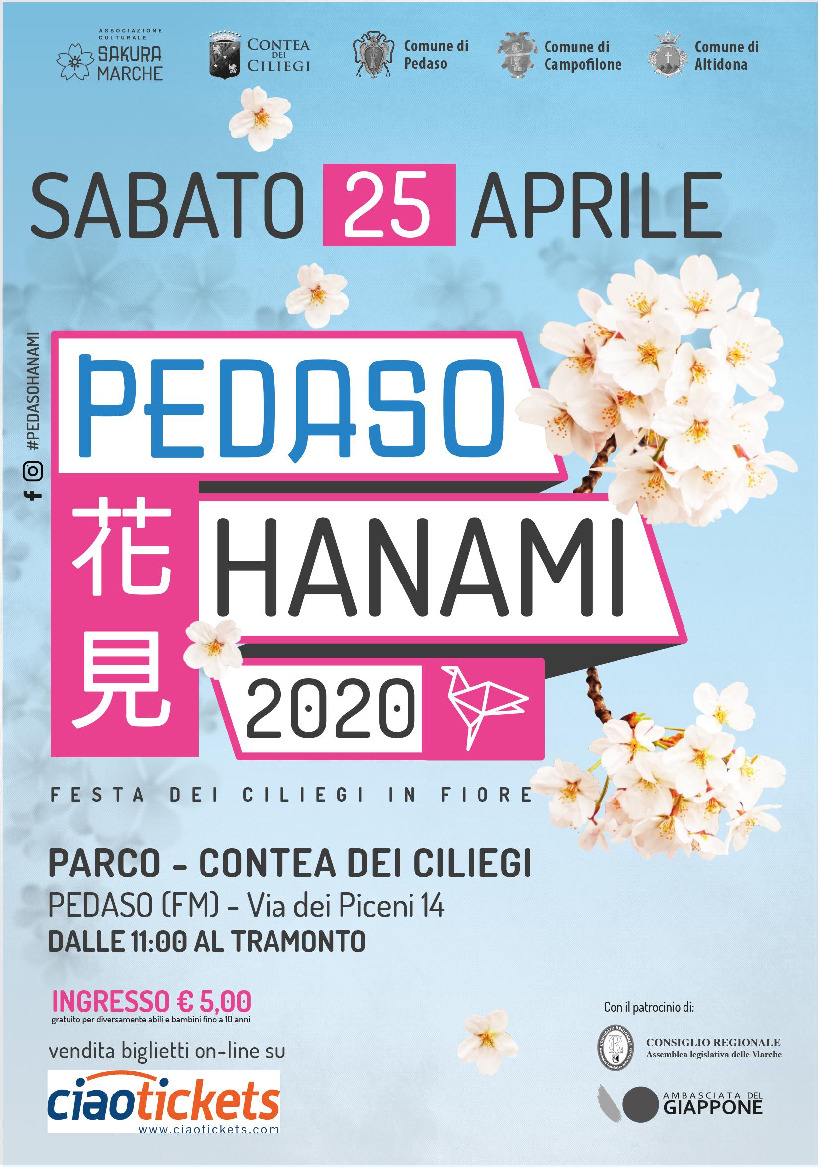 Pedaso Hanami 2020