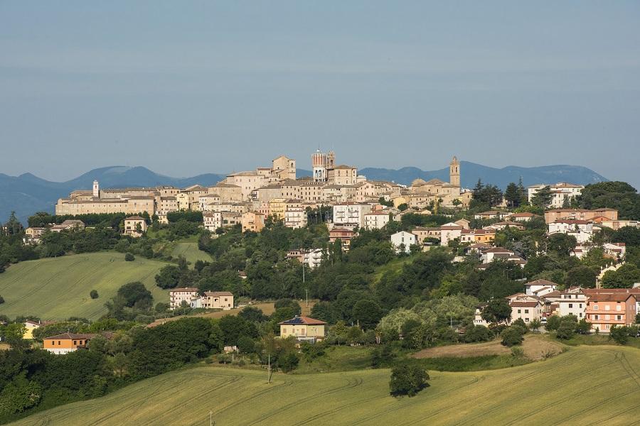 Panorama-Filottrano-Ancona
