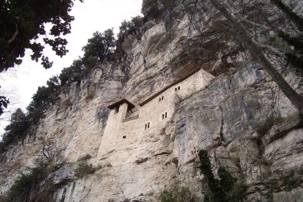 Alla scoperta del colle e dell'eremo del San Marco