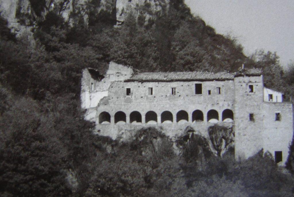 Il convento di S. Giorgio del Monte Rosara