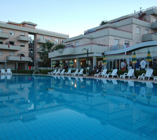 Residence Club Hotel Le Terrazze