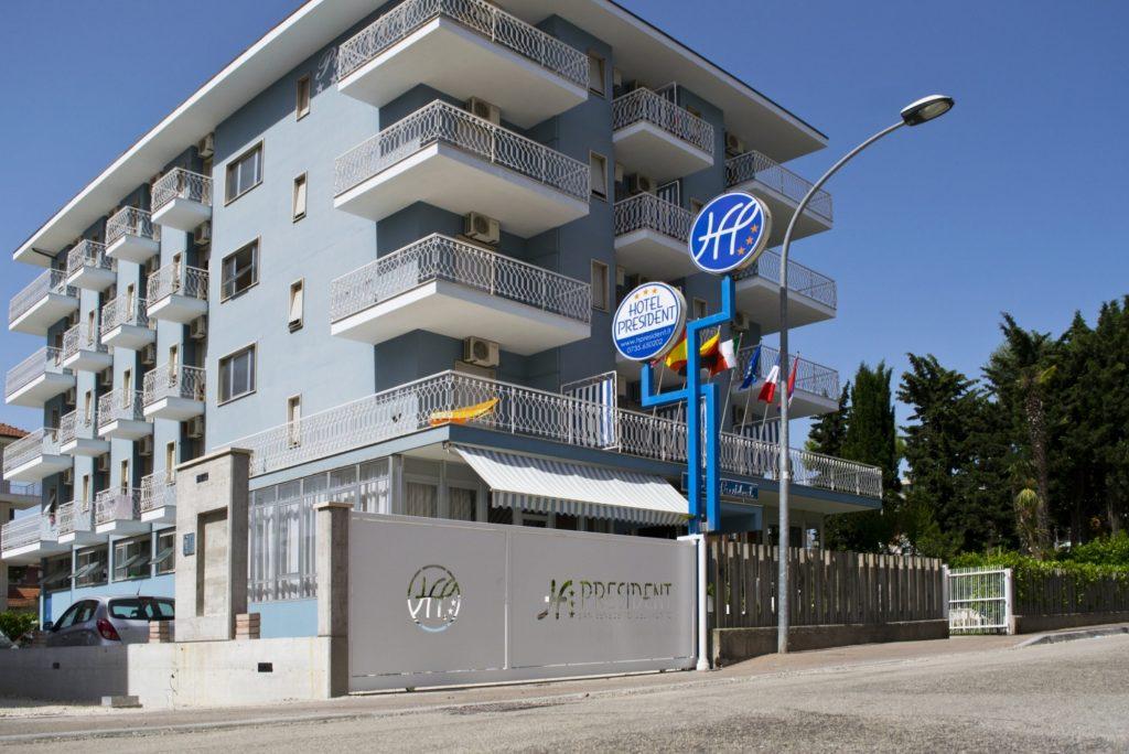 Hotel President – Offerta speciale prenota entro il 31 Maggio