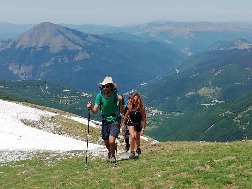 escursione nei monti sibillini