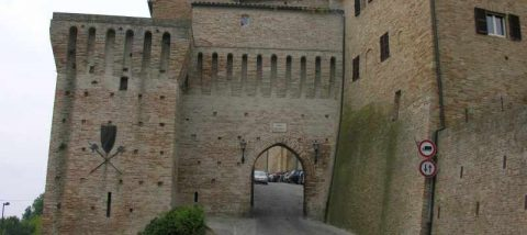 01 - Treia - Porta Vallesacco
