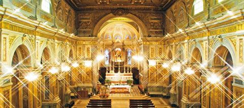 Basilica-di-San-Nicola-da-Tolentino-interno