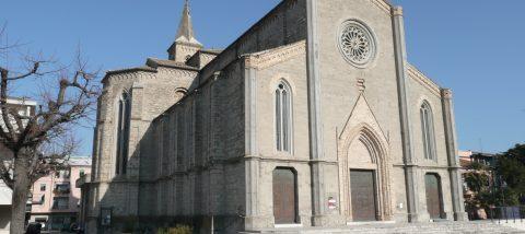 Chiesa-Santa Maria-San-Pietro Apostolo-Pedaso