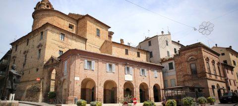 Filottrano-piazza-mazzini-di-Fabio-Sabbatini