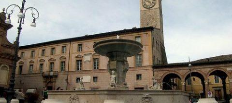 Matelica piazza
