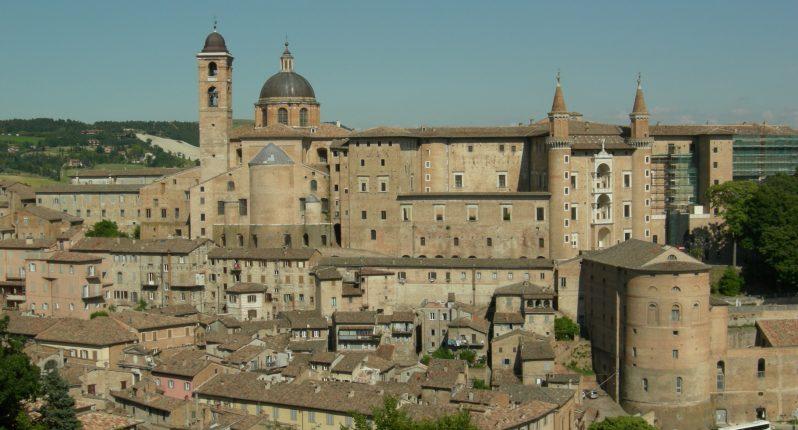 Panorama- Urbino