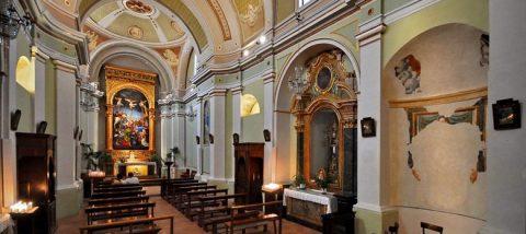 MonteSanGiusto - Chiesa di S.Maria in Teulasio