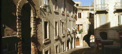 Centro storico di Montegranaro